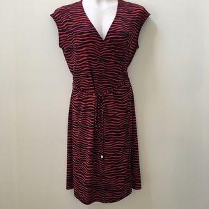 Michael Kors Wrap Dress Sz M